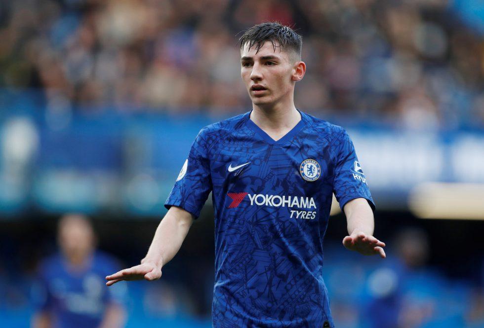 Chelsea FC Team Under-19s 2020