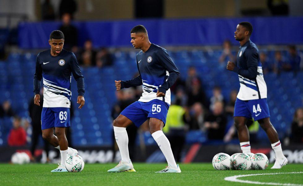 Chelsea FC U-21 Team 2020