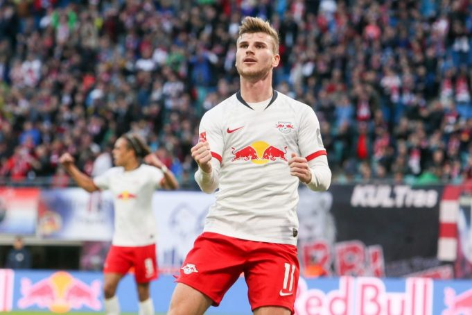 Chelsea Have Made 'Direct Contact' With RB Leipzig For Timo Werner