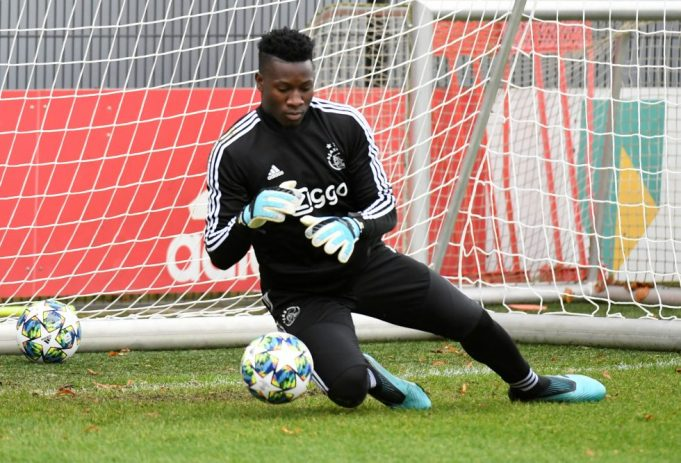 Chelsea Target Victor Onana Wants Out Of Ajax This Summer
