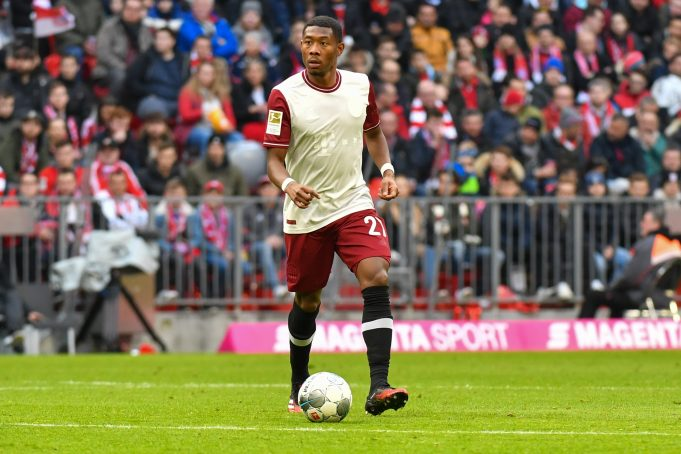 Chelsea interested in Alaba