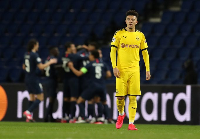 Chelsea target Sancho won't join a non-CL team