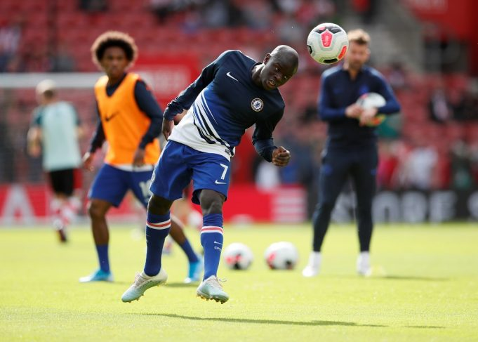 Chelsea to offer Kante for Coutinho