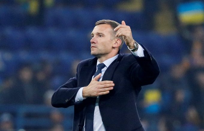 Former Chelsea player Shevchenko wants to coach in the EPL