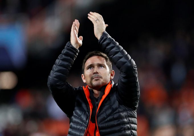 Frank Lampard Admits Chelsea Will Not Reach The Levels Of Liverpool And City Very Quickly