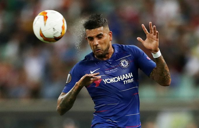 Juventus line up move for Chelsea defender Emerson