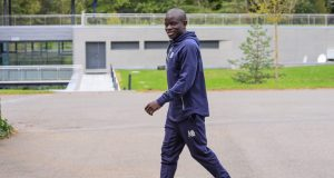 Kante decides on Real Madrid future