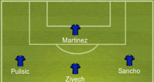 How Chelsea can line up next season if they get the transfers right!