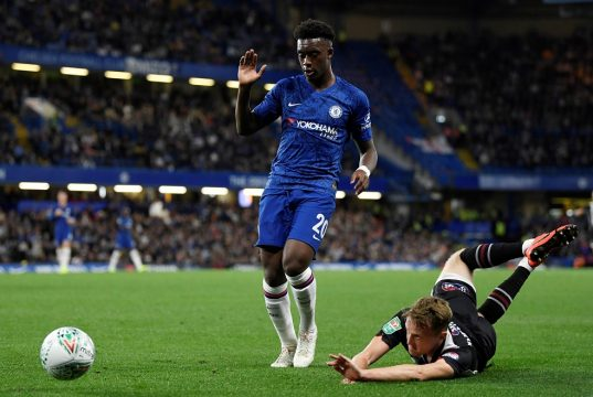 8 Things You Didn't know about Callum Hudson-Odoi