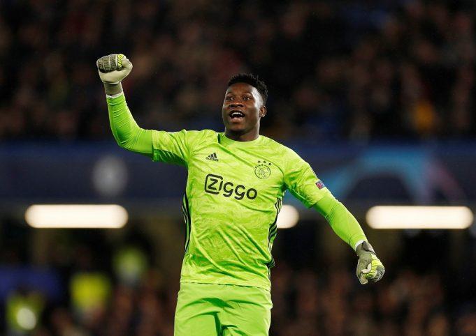 Ajax all but confirms Onana transfer!