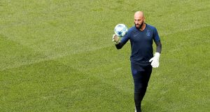 Caballero I received death threats after the Croatia match