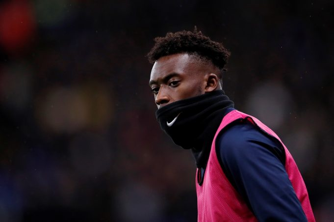 Callum Hudson-Odoi Arrested Over Breaking Lockdown And A Row