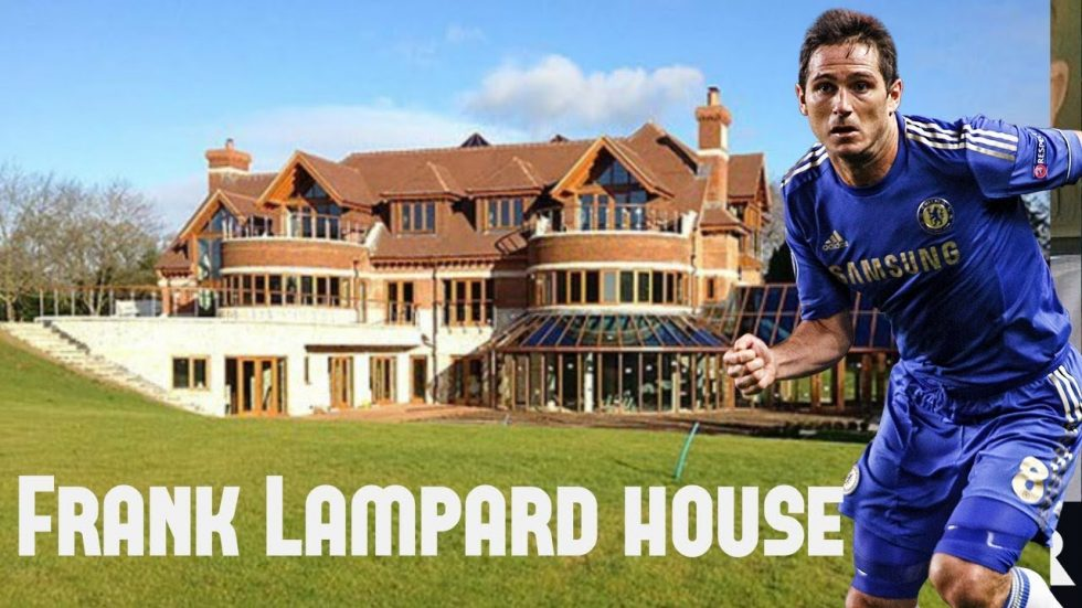 Chelsea players and their houses