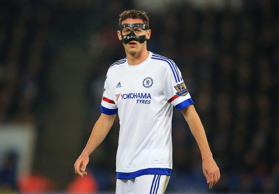 Chelsea players with mask - Chelsea players with face masks