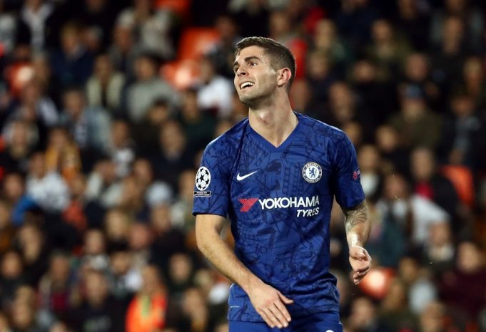Christian Pulisic Ignored By Chelsea Teammates When He First Arrived