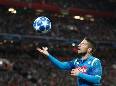 Dries Mertens Hesitant To Move To Chelsea Over Inter Milan