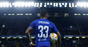 Emerson Palmieri doesn't rule out Serie A return