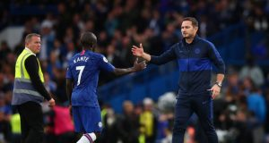 Frank Lampard Wants N'Golo Kante To Full Fitness When Football Resumes