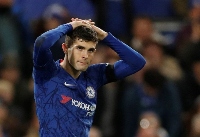 'He's trusting me' - Christian Pulisic on his Chelsea struggles