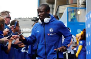Kante allowed to miss trainings untill end of season