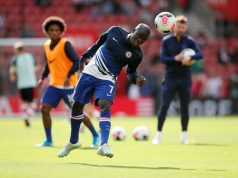 Kante scared to train due to coronavirus