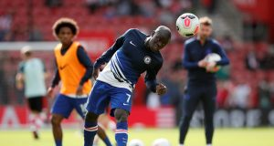 Kante's return to training after leave serves as beacon of hope for Chelsea