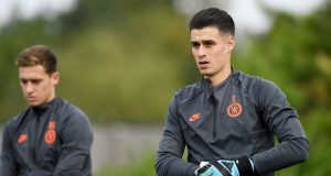 Kepa refuses to throw in the hat without a fight