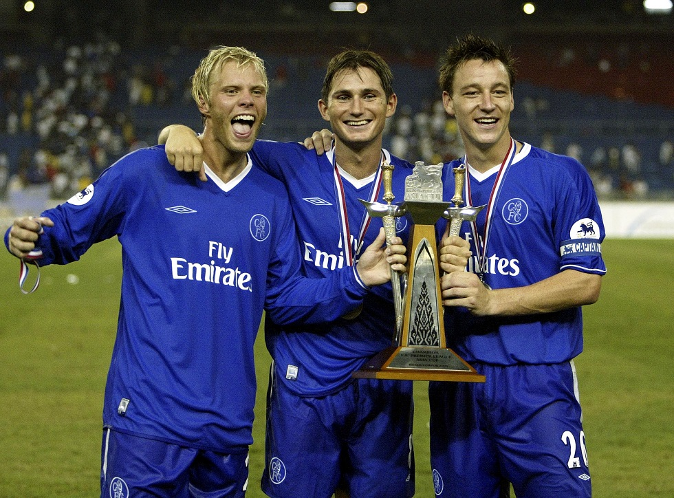 Top 10 Chelsea Kits Of The Premier League Era