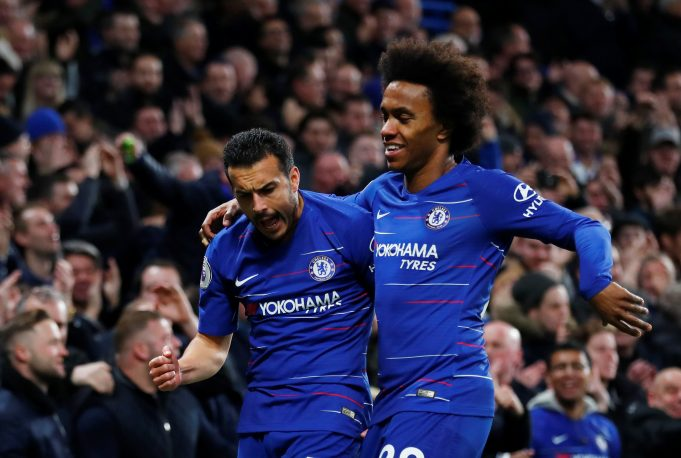 Willian and Pedro might join Qatar club