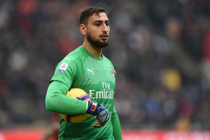 Chelsea Target Gianluigi Donnarumma Running Out Of Contract With AC Milan