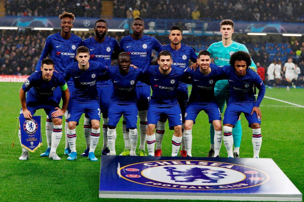 Chelsea Musim