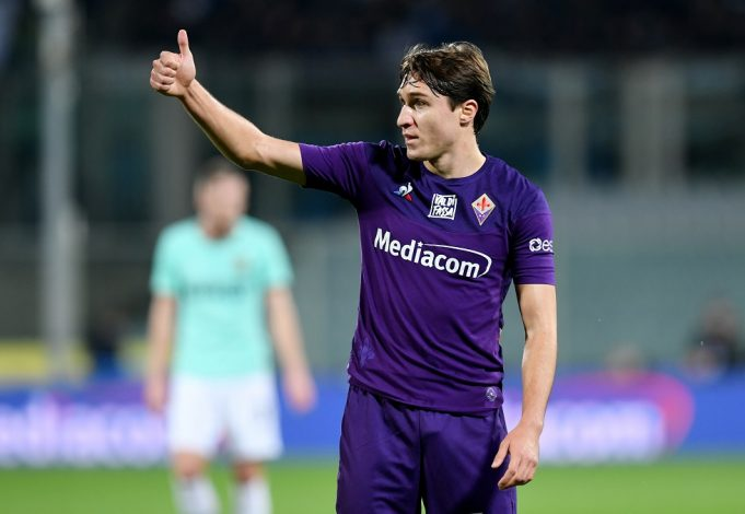 Fiorentina Won't Accept Chelsea Players In Exchange For Federico Chiesa