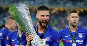 Giroud talks about career-changing Celtic transfer