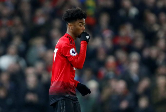 Angel Gomes Open To Chelsea Deal As Wonderkid Leaves United