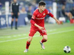 Bayer Leverkusen Teammates Desperately Trying To Make Kai Havertz Stay