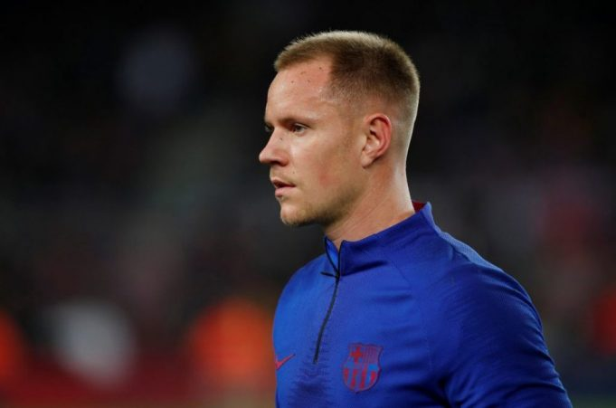 Chelsea Looking To Swap Out Kepa With Andre Ter Stegen