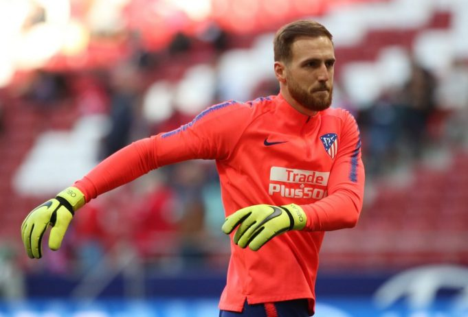 Chelsea Urged To Spend Heavy On Jan Oblak