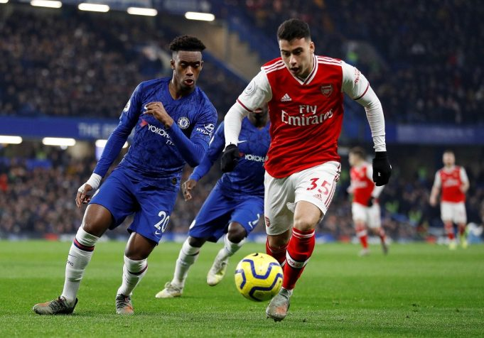 Chelsea vs Arsenal Head To Head Results & Records (H2H)