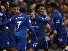 Frank Lampard Asks Blues Squad To 'Embrace' CL Pressure
