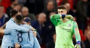 Lampard Doesn't Want To Hurry Any Decision Regarding Kepa