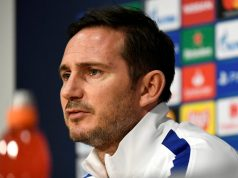 Lampard admits Manchester United are Chelsea's biggest threat in CL football