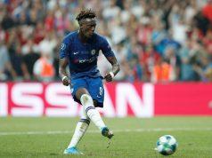 Lampard happy with Abraham's decisive goal