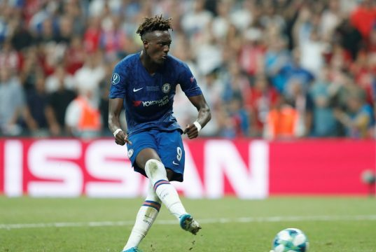 Lampard happy with Abraham's decisive goal