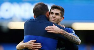 Ross Barkley Warns Premier League Defenders About Christian Pulisic