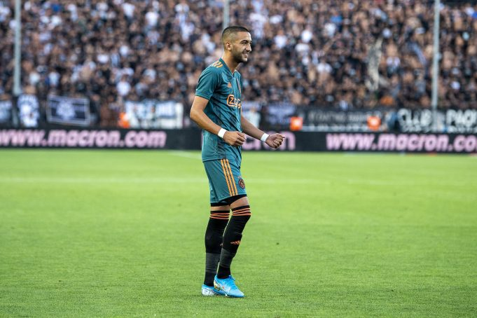 Ten Things You Didn't Know About Hakim Ziyech