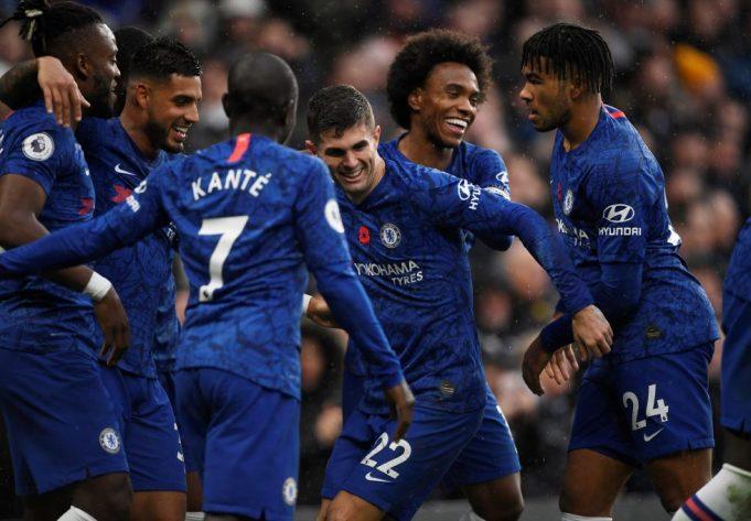 United's slip let Chelsea gain Pulisic!