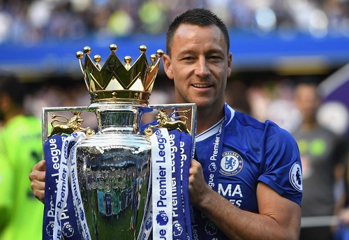 Zola tells Chelsea youth brigade to follow in John Terry's footsteps