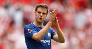 Azpilicueta takes Chelsea fall for the final defeat