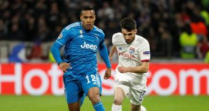 Chelsea Eyeing €40m Deal For Alex Sandro