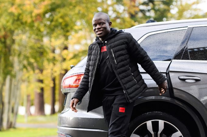Chelsea Ready To Offload N'Golo Kante To Real Madrid